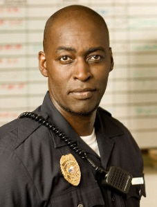 THE SHIELD: Michael Jace as Officer Julien Lowe. CR: Prashant Gupta / FX